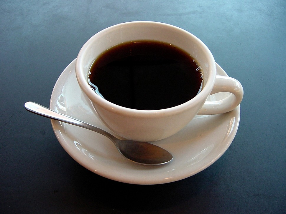 книги и кофе