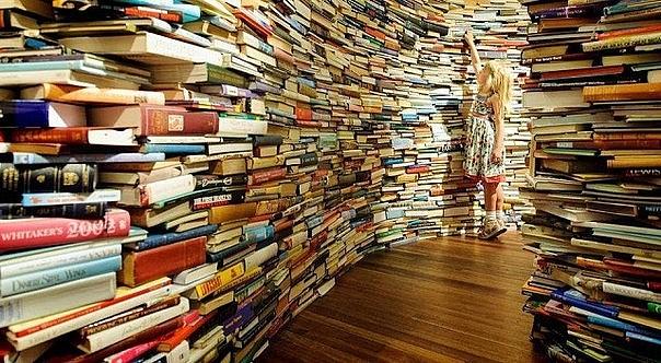 книжный лабиринт